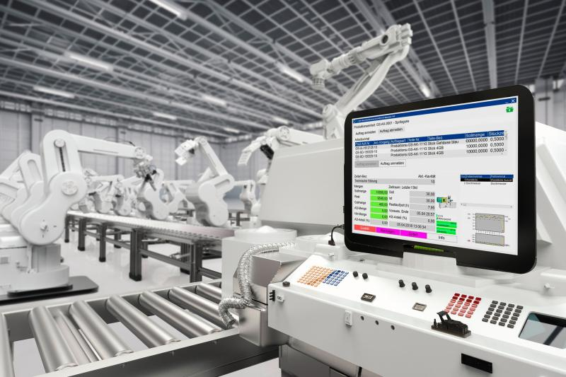 The software solutions from GUARDUS provide decision intelligence for managing Smart Factories.