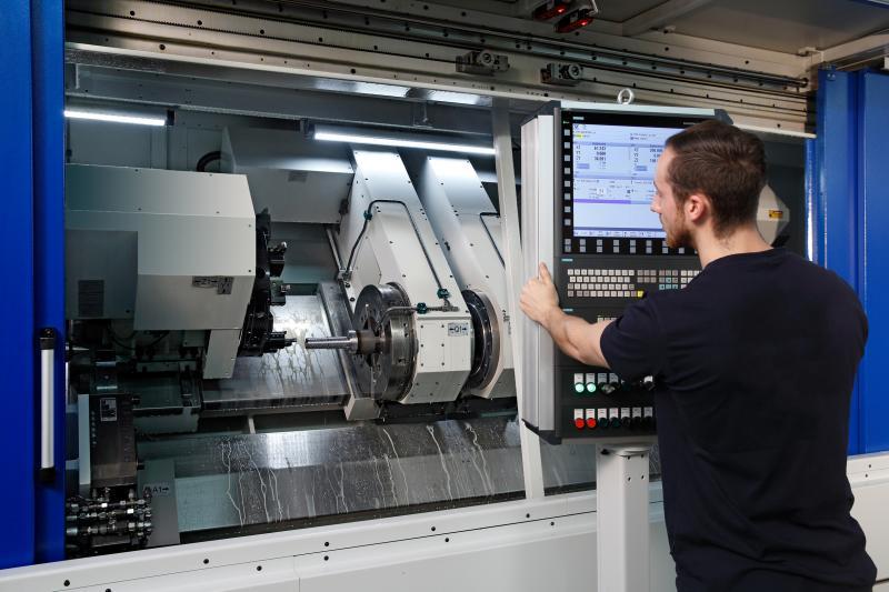 Werkzeugmaschinenbau Sinsheim – WMS-Retrofit: Höhere Produktivität zu minimalen Kosten