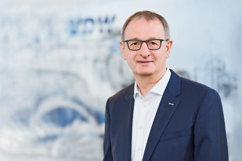 Dr. Wilfried Schäfer, Geschäftsführer VDW (Verein Deutscher Werkzeugma-schinenfabriken), Frankfurt am Main