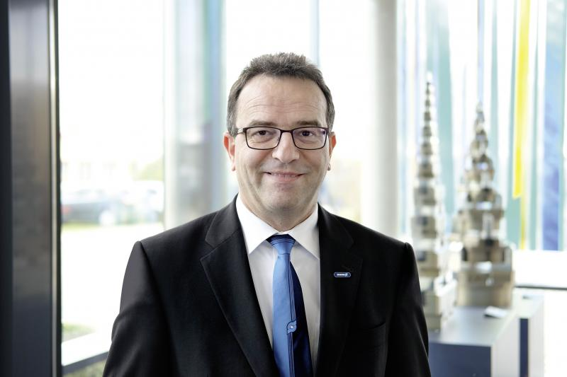 Prof. Dr. Markus Glück Chief Innovation Officer SCHUNK GmbH & Co. KG, Lauffen/Neckar, Germany  Photo: SCHUNK