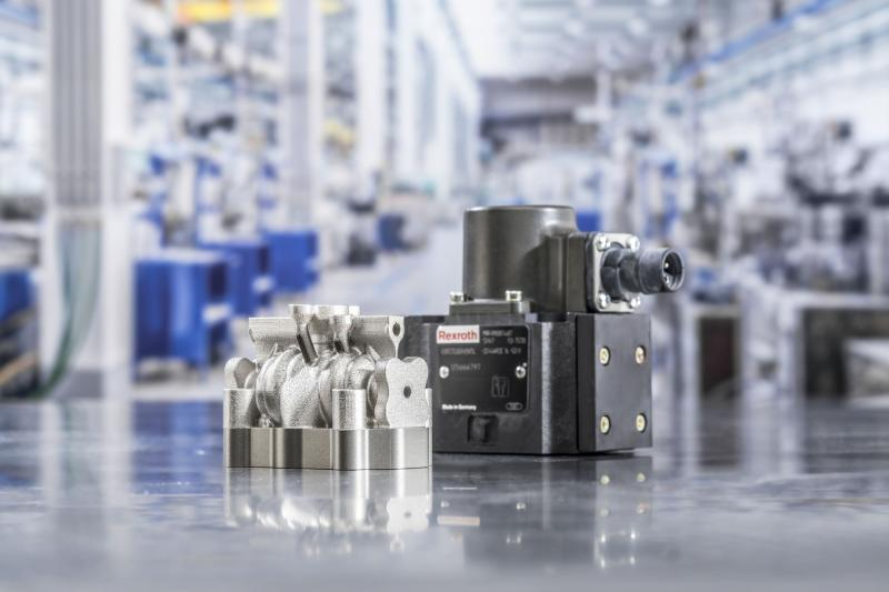 Bosch Rexroth expands additive manufacturing