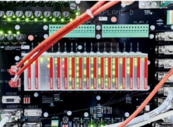 Mit den EtherCAT-Steckmodulen der EJ-Serie lässt sich in Kombination mit dem passenden Signal-Distribution-Board auf effiziente Weise eine anwendungsspezifische I/O-Ebene realisieren.