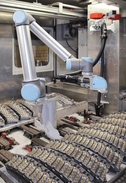 CAM trifft Robotik: Optimierte Prozess-Sicherheit bei der Schieneninstandhaltung