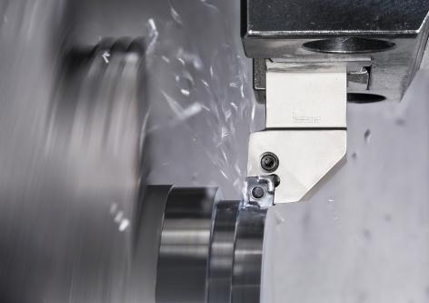 ISCAR hat die Reihe ALU P TURN für die Bearbeitung von Aluminium und anderen Nichteisen-Metallen entwickelt.
