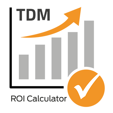 Increase your profitability efficiency with TDM