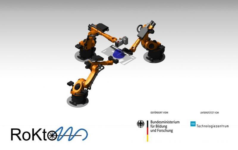 Hochflexibel gefügte Karosserien im Automobilbau der Zukunft