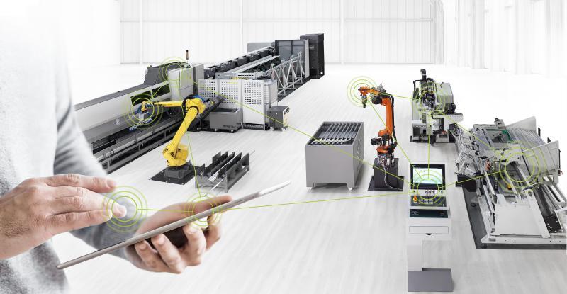 Der Begriff Industrie 4.0 steht für innovative Ideen, mit Spitzentechnik die Qualität und Effizienz von Produktionsprozessen und generell von Unternehmen zu verbessern. Die Entwicklung hin zur Industrie der Zukunft ist keineswegs großen Unternehmen vorbehalten. Vielmehr handelt es sich bei Industrie 4.0 um einen innovativen Ansatz, der alle Bereiche von Produktionsprozessen betrifft. Die Systeme der BLM GROUP umfassen fortschrittliche Lösungen, die diesem wichtigen Wandel gerecht werden.