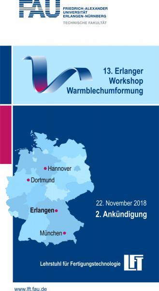 Das vorläufige Programm sowie die Anmeldedaten finden Sie auf unserer Homepage:  http://lft.fau.de/index.php/de/veranstaltungen/wbu/anmeldung http://lft.fau.de/index.php/de/veranstaltungen/wbu/programm