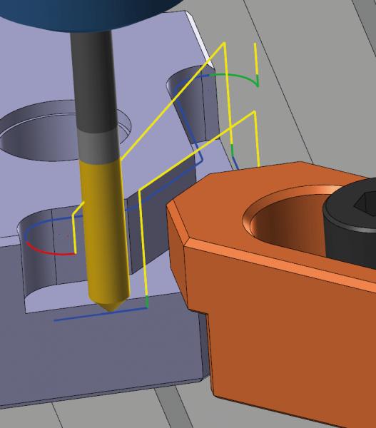 Neue Funktion zur einfachen Erzeugung von Fasen in der 2D-Bearbeitung
