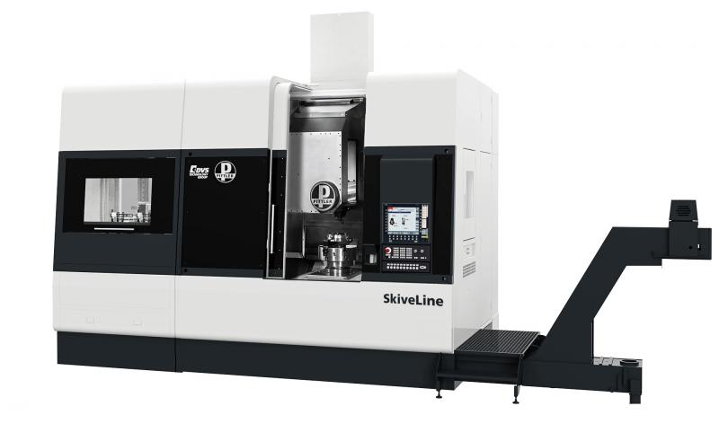 DVS TECHNOLOGY GROUP at the IMTS 2018 – From blank to precision component with DVSystem