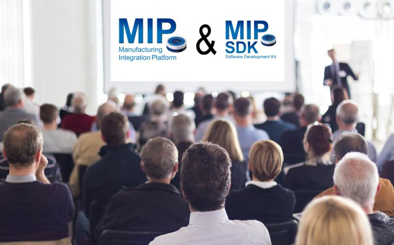 Available since the beginning of July 2018, Manufacturing Integration Platform (MIP) and MIP SDK by MPDV