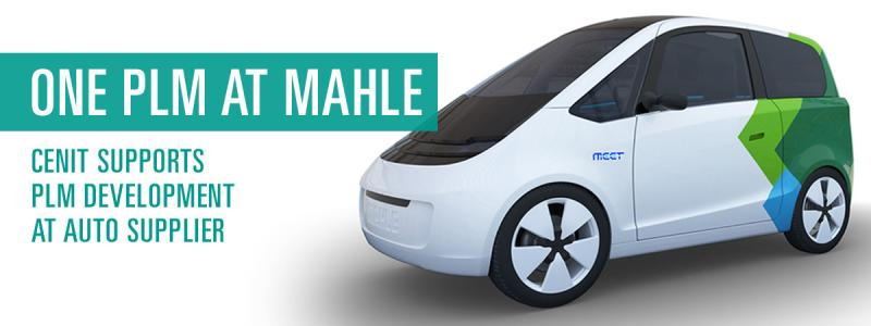 The advent of electric mobility means that the company needs to address fundamental changes. To cope with the challenges, MAHLE is preparing to introduce a uniform PLM landscape. The important role played by system provider CENIT in developing and implementing this new PLM world is reflected by the conclusion of a strategic partnership between the two companies.