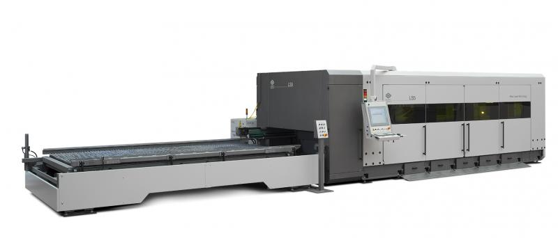 It is well known that the exposition's main theme is sheet cutting systems. BLM GROUP has reputable experience and has a system family known for their excellent performances and flexibility, particularly in the combined tube-sheet version, which remains a pioneering solution in the global machine tool market.