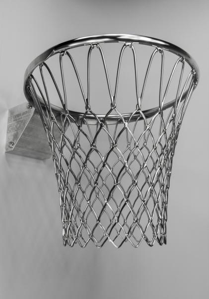 Basketballkorb – mit hyperMILL® aus dem Vollen gefräst