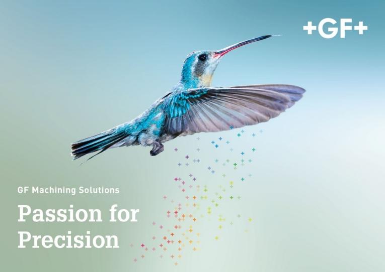 GF Machining Solutions wird auf der AMB 2018 (Halle 7, Stand 7C31) vom 18. bis 22. September 2018 in Stuttgart die Hersteller mit zukunftsweisenden Lösungen und der legendären Leidenschaft für Präzision begeistern.