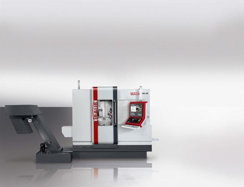 TNL20 Sliding headstock automatic lathe
