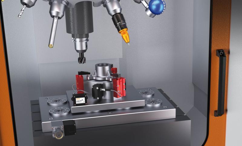 Nuevos sistemas sensores inalámbricos: pasarela en el armario de distribución conectada con el control de la máquina.