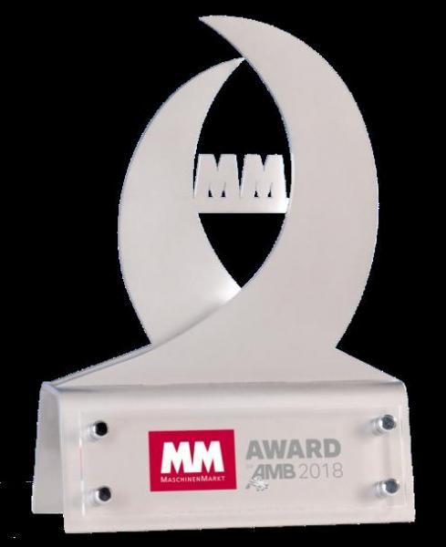 The MM innovation award