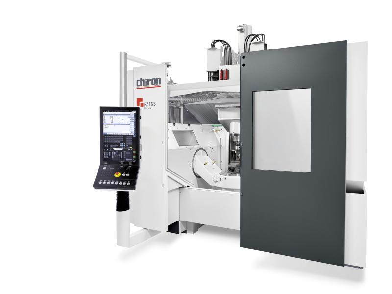 Die FZ16 S five axis glänzt gleichzeitig mit Bestwerten bei Dynamik und Steifigkeit und stellt damit eine hohe Produktivität sicher.