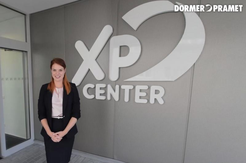 Enjoy a guided tour around Dormer Pramet's global R&D and training center in the Czech Republic.
