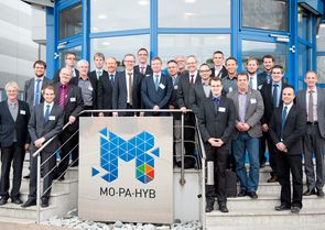 Abschlusssymposium BMBF-Projekt MoPaHyb am 21./22.11.2018