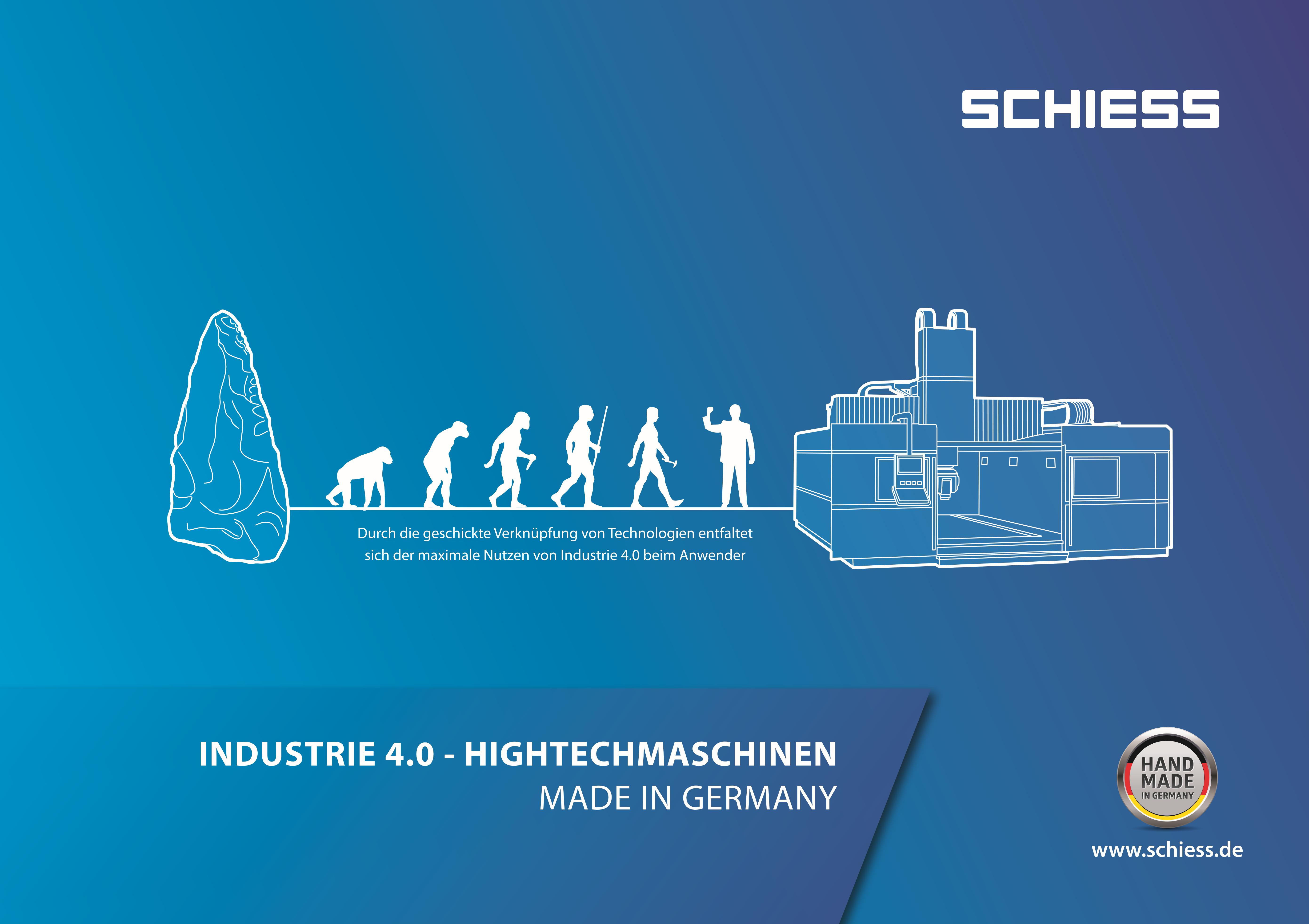 Schiess GmbH - Anzeigenkampagne erfolgreich gestartet