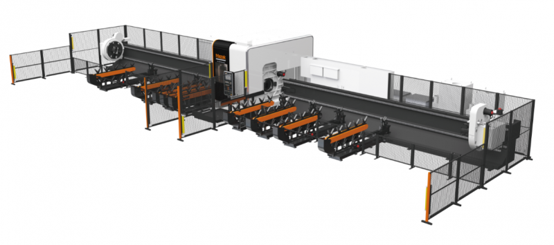 The new direct diode laser (DDL) version of Mazak's highly successful FABRI GEAR machine range will make its European debut at EuroBLECH 2018.