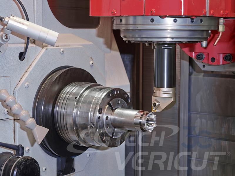 Ingersoll Werkzeuge GmbH hat VERICUT® in die digitale Prozesskette integriert