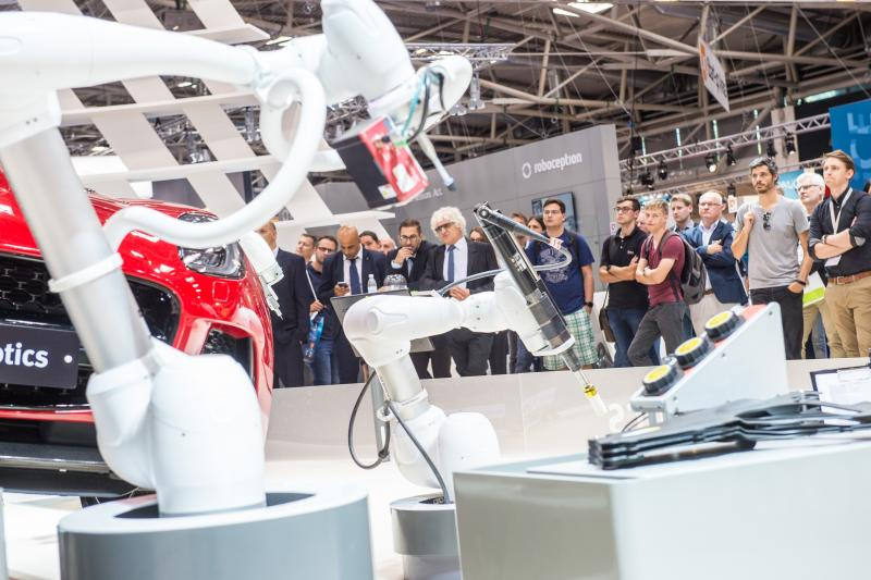 Germany's trade fairs continue to flourish