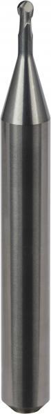 Die Kugelfräser-Ausführung 2509L für Schlichtanwendungen an additiv gefertigten Bauteilen.