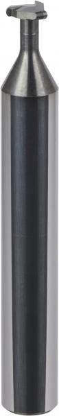 Der Schaft-Radiusfräser 3060L ist speziell für die Bearbeitung von 2D-Hinterschnitten ausgelegt.