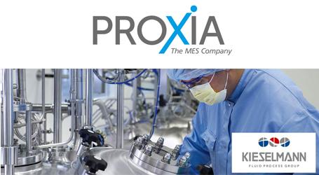 Als Hersteller von komplexen Leitungs- und Ventilsystemen produziert die Kieselmann GmbH Beförderungsanlagen für flüssige sowie pastöse Medien.Die MES-Software von PROXIA unterstützt das Unternehmen, den Überblick über eine äußerst komplexe Produktion zu behalten, die Fertigung wirtschaftlich zu planen und zu organisieren sowie mit sicheren Kennzahlen Effizienzpotentiale aufzudecken und zu nutzen.