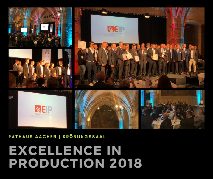 Excellence in Production in Aachen.
