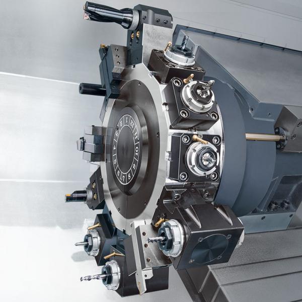 Hohe Drehleistung für maximale Effektivität. Alle Maschinen der GS-Baureihe bieten überdurchschnittliche Performance im Bezug auf Spindelmotorleistung, Stabilität und Ausstattung.