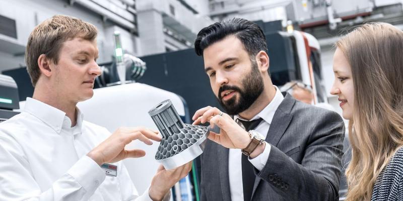AM Consulting für schnelle Technologieeinführung