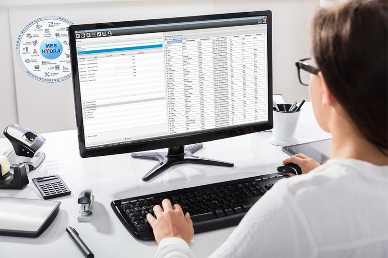 The new Service Tester extends the MES Development Suite and supports the development of new HYDRA applications
