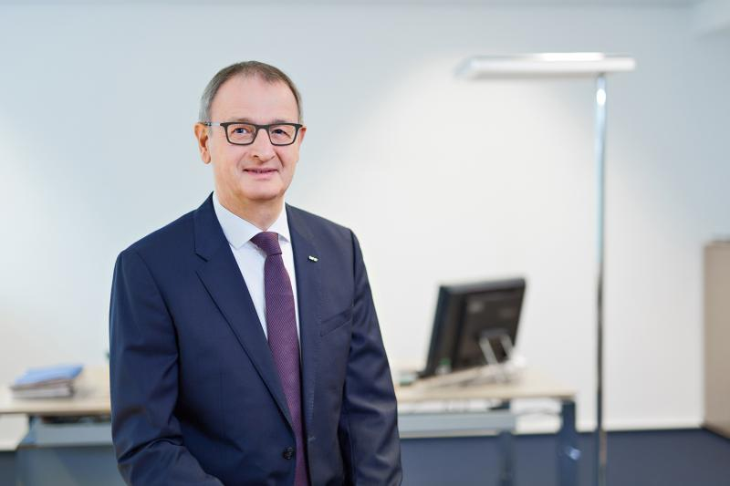 Dr. Wilfried Schäfer, Geschäftsführer VDW, Frankfurt am Main