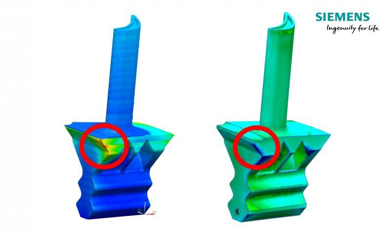 Siemens stellt neue Lösung zur Simulation des additiven Fertigungsprozesses vor