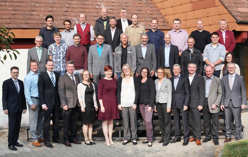 Bosch Rexroth in Horb würdigt langjähriges Engagement