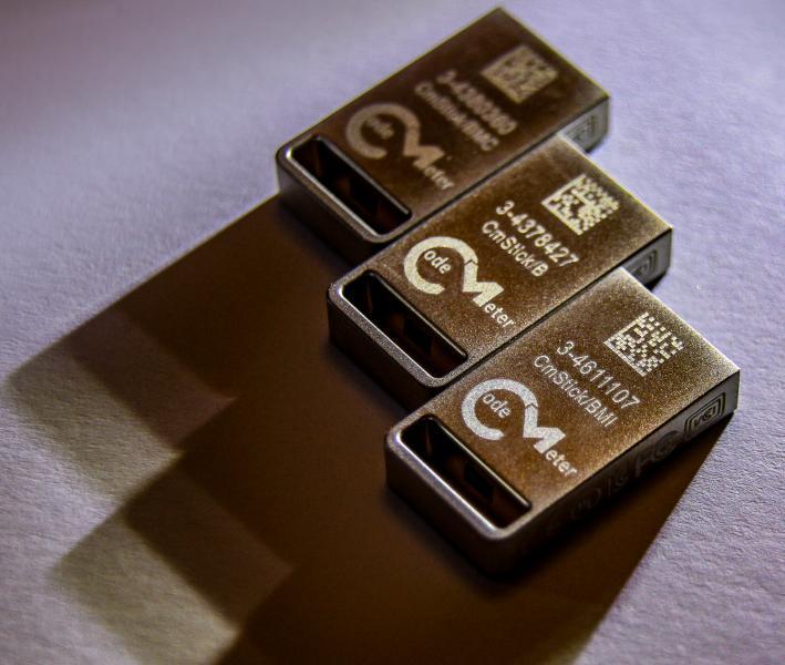 Die neuen CmSticks, beispielsweise der CmStick/BMI, können ab sofort von Herstellern zum Schutz und zur Lizenzierung eingesetzt werden.