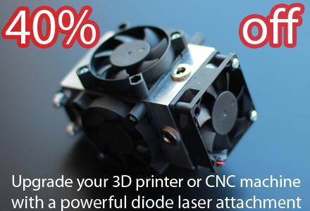 Huge Black Friday sale from Endurance lasers.