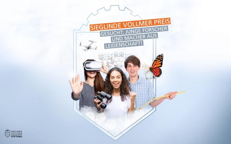 Sieglinde Vollmer Stiftung sucht junge Forscher