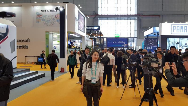 China International Import EXPO (CIIE) in Shanghai