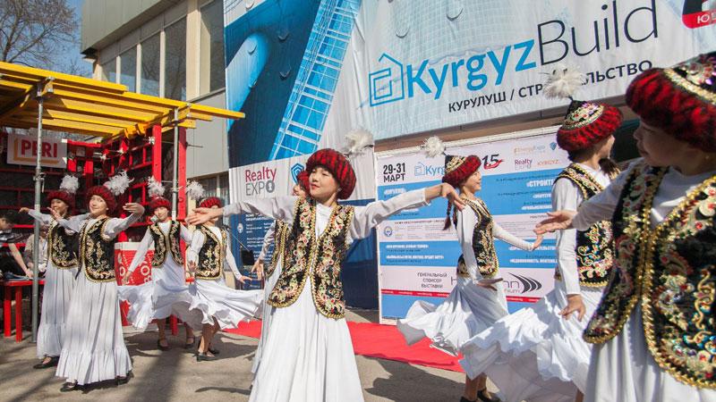 Sieben Messemarkt-Reports für Zentralasien und den Kaukasus