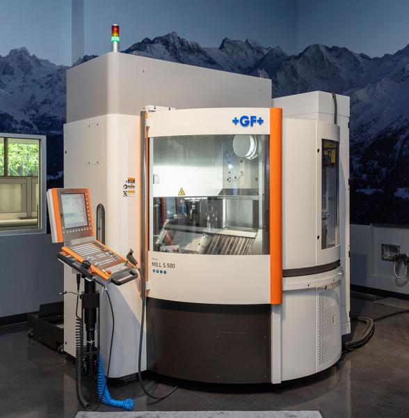 In April 2018, GF Machining Solutions opened a new Aerospace and Energy Center of Competence in Huntersville (USA).