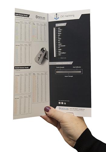 Unser Materialselektor im Taschenformat ist eine Kurzanleitung, die Sie bei der Auswahl des richtigen Kunststoff- oder Metallmaterials für Ihre Anforderungen unterstützt.