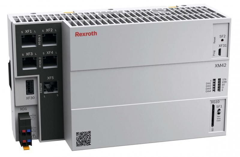 Neue Embedded-Steuerung XM42: Leistungsstark für alle Aufgaben