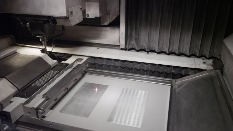 Mit den Hybrid Additive Manufacturing-Anlagen Lumex vereint MATSUURA das selektive Lasersintern (SLS) und das High Speed Milling (HSM) in einer Maschine.