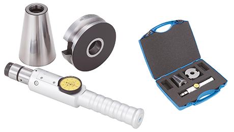 Senkt die Kosten, indem es die Geräte präzise ausrichtet und in einem optimalen Betriebszustand hält.