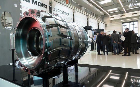 DMG MORI Technology Excellence: Aerospace